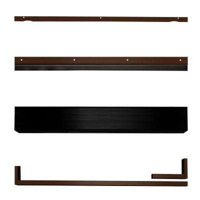 Copper Security Door Seal Kit