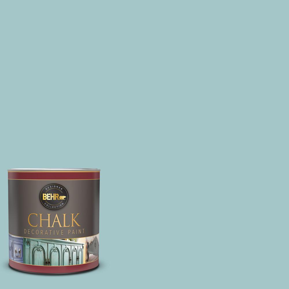 1 qt. #PPU13-10 Ocean Boulevard Interior Chalk Decorative Paint