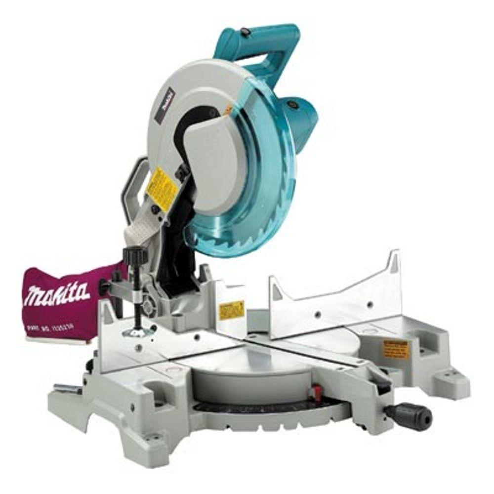 15 Amp 12 in. Corded Single-Bevel Compound Miter Saw with 40T