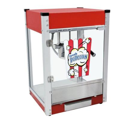Cineplex 4 oz. Red Countertop Popcorn Machine