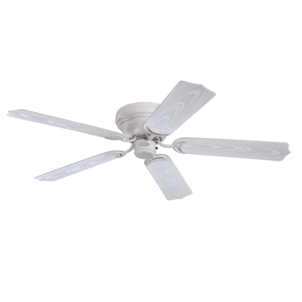 Westinghouse Contempra 48 in. Indoor/Outdoor White Ceiling Fan