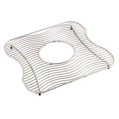 Lustertone Kitchen Sink Bottom Grid - Fits Bowl Size 13.5 in. x 16 in.