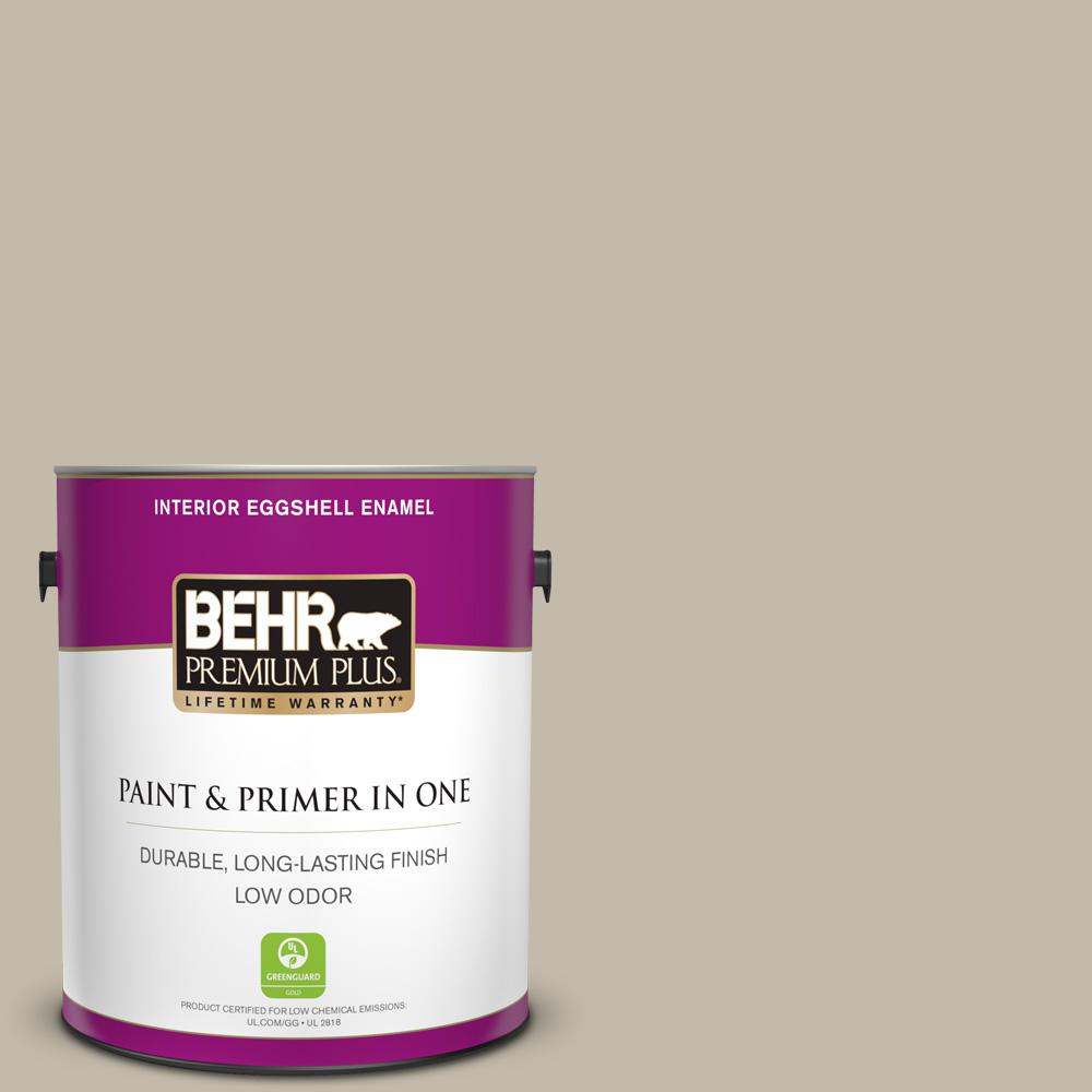 730c 3 Castle Path Eggshell Enamel Low Odor Interior Paint And Primer In One