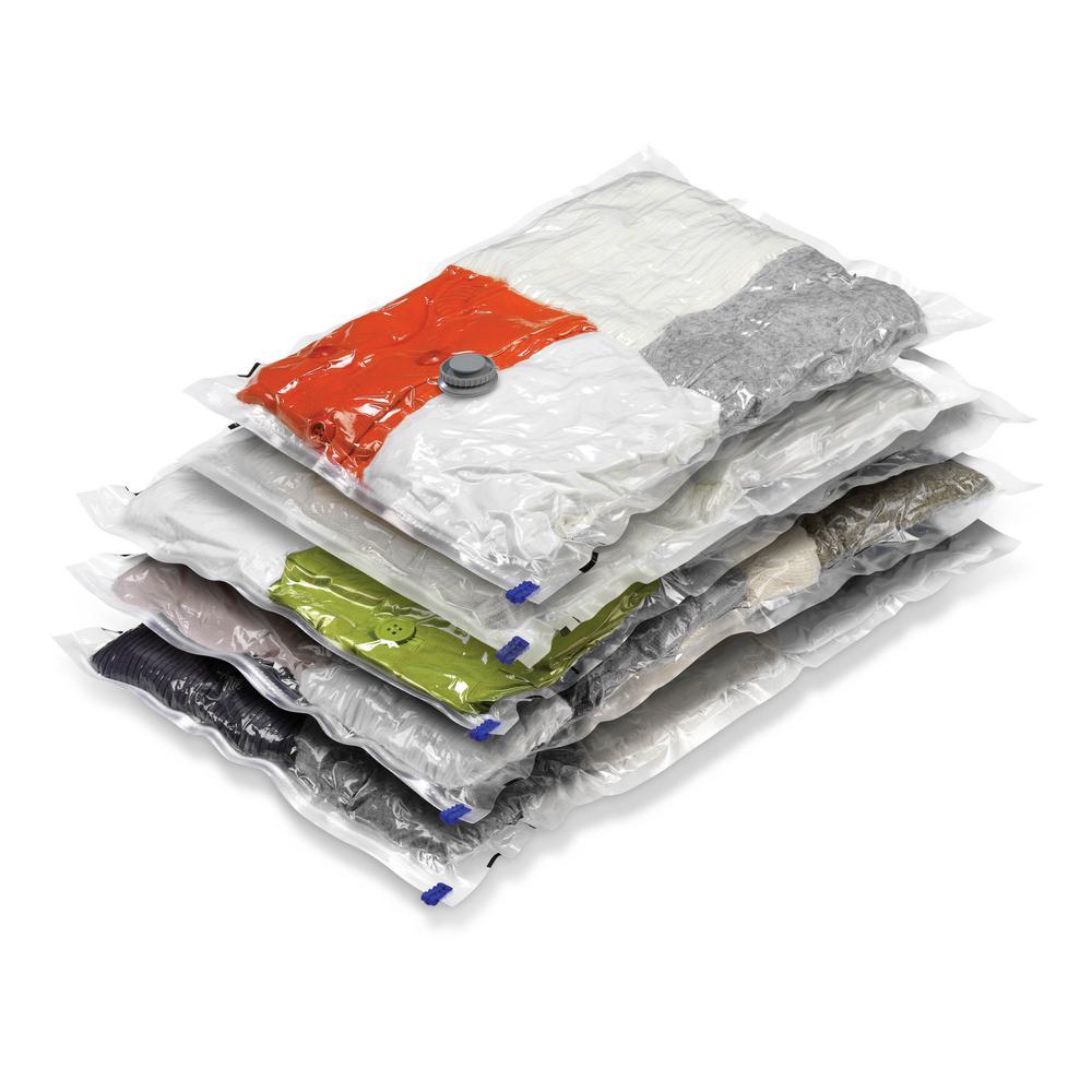 5-Pack Closet Combo Vacuum-Packs