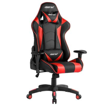 Red Ergonomic High-Back Racing Gaming Chair