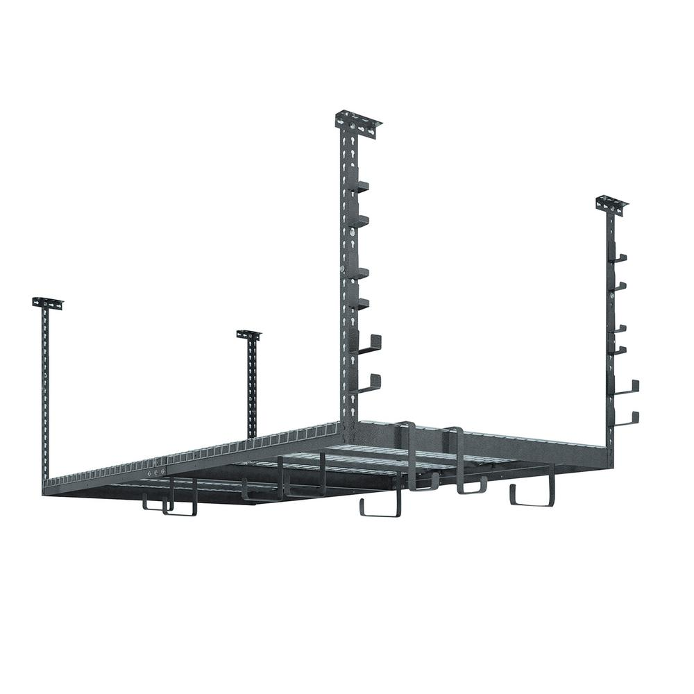 VersaRac Set with 1-Overhead Rack and 20-Piece Accessory Kit (Versarac,