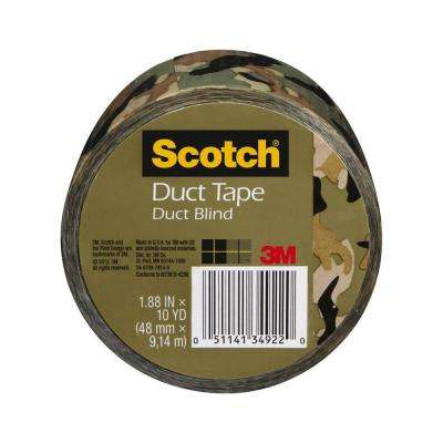 Scotch 1.88 in. x 10 yds. Camo Duct Tape