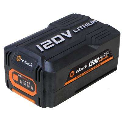 120-Volt 3.0Ah Lithium-Ion Battery