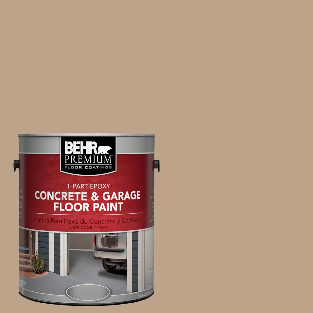 1 gal. #N260-4 Merino 1-Part Epoxy Concrete and Garage Floor Paint
