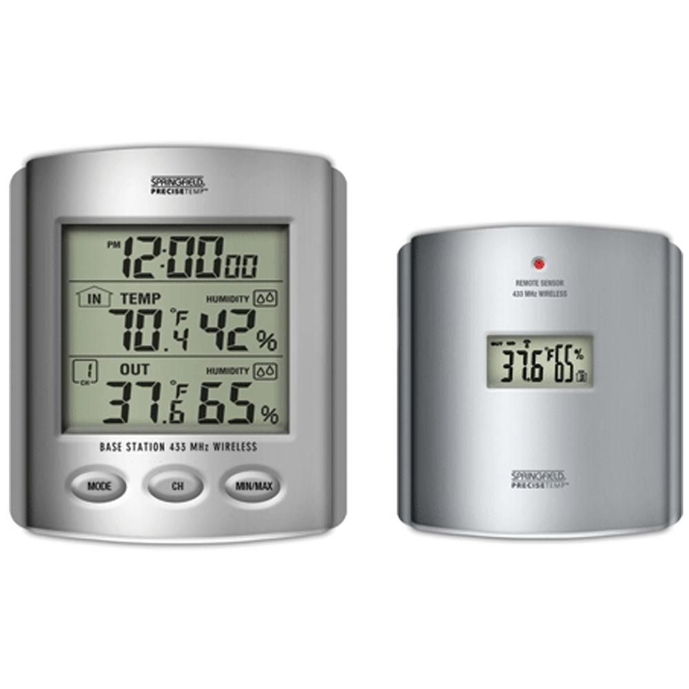 Wireless IO Thermometer