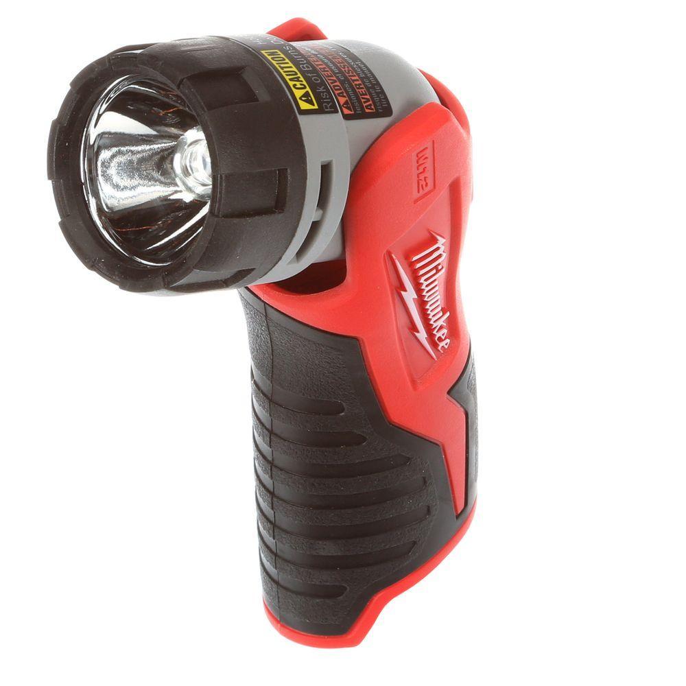M12 12-Volt Battery Xenon Work Flashlight