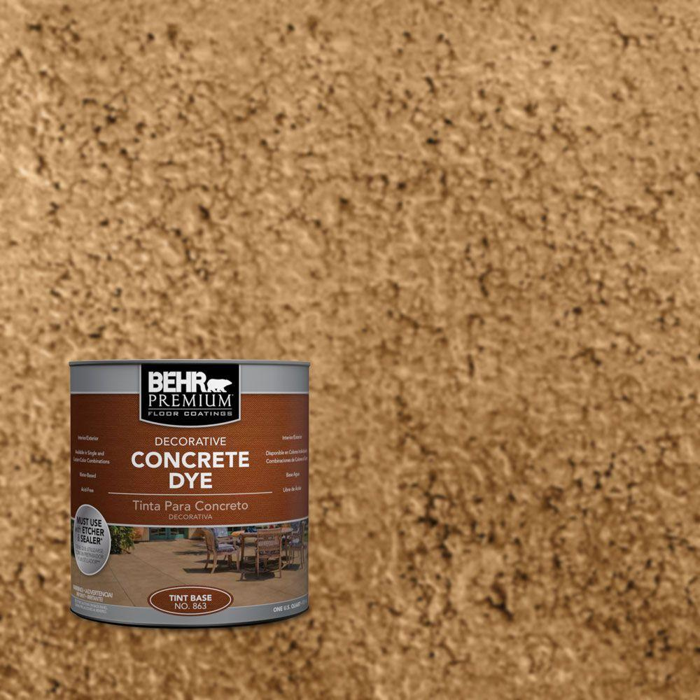 1 qt. #CD-801 Copper Canyon Concrete Dye