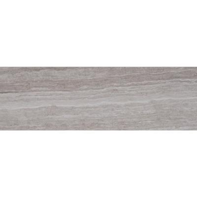 White Oak 4 in. x 12 in. Honed Marble Floor and Wall Tile (2 sq. ft. / case)