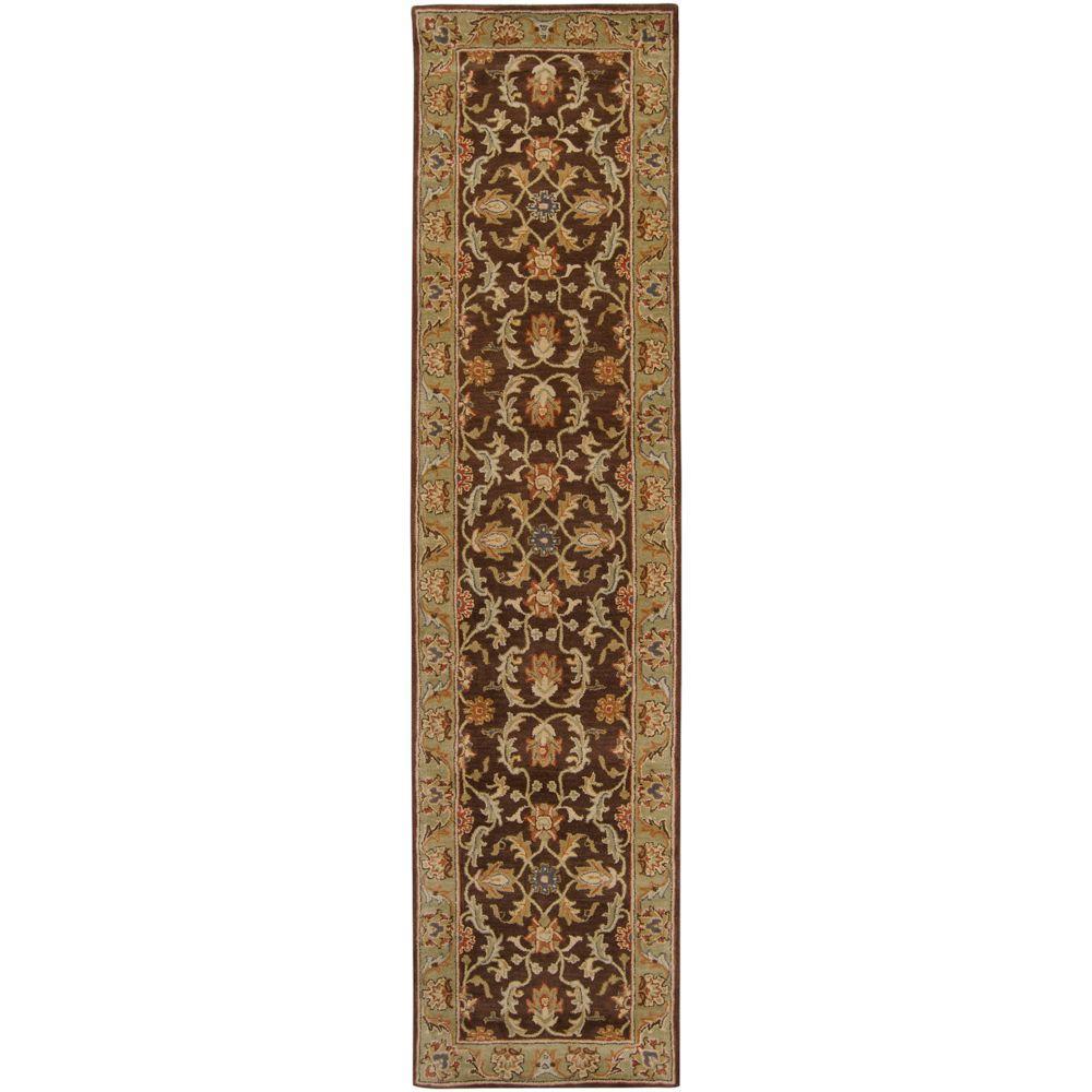 3 foot wide runner rugs hallway john brown runner area rugs the home depot