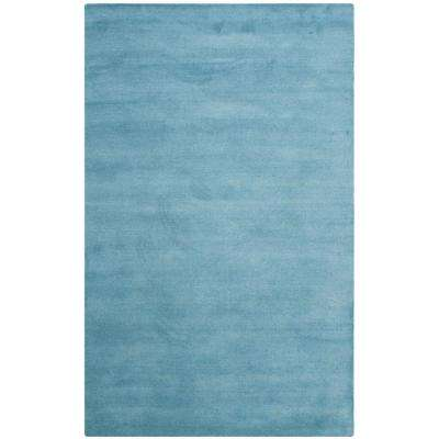 Himalaya Blue 9 ft. x 12 ft. Area Rug
