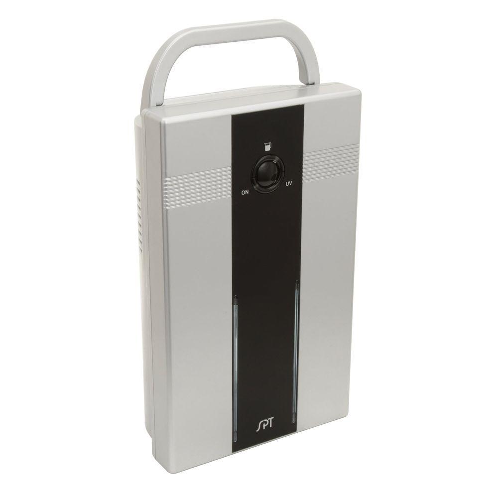Mini Dehumidifier with UV Light and TiO2