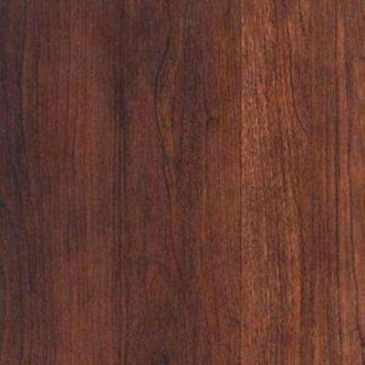 Native Collection Black Cherry Laminate Flooring - 5 in. x 7 in. Take Home Sample