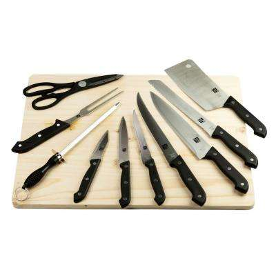 10-Piece Knife Set