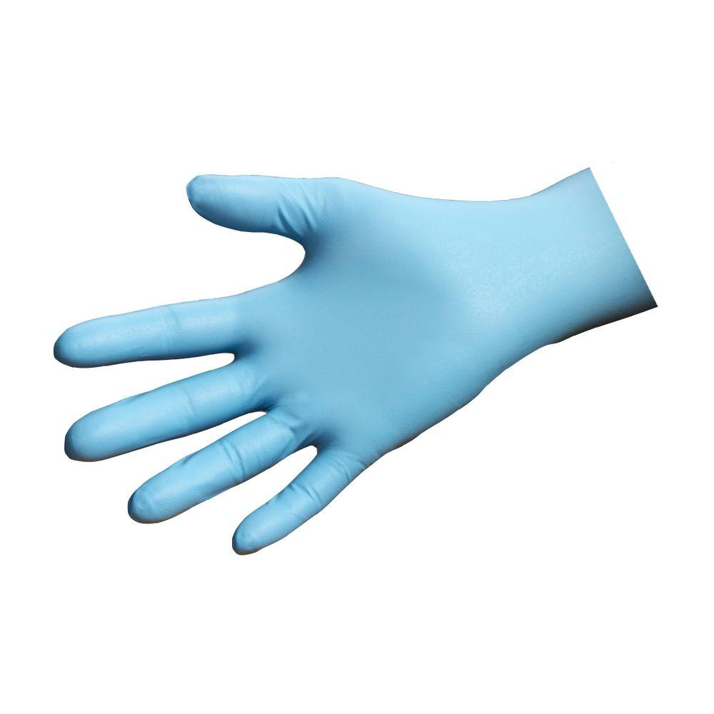 Large Nitrile Exam Gloves (200-Count)
