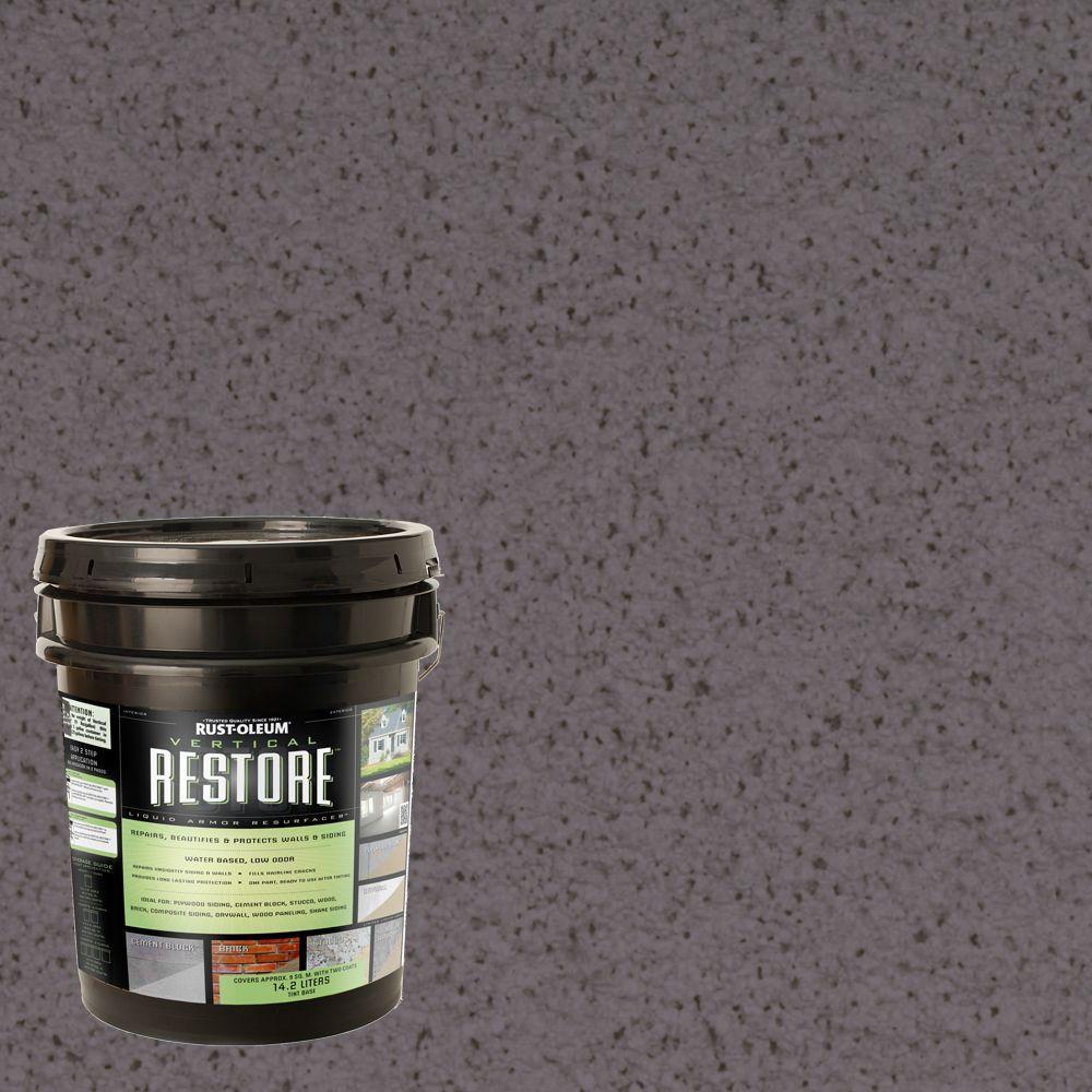 4-gal. Kensington Vertical Liquid Armor Resurfacer for Walls and Siding