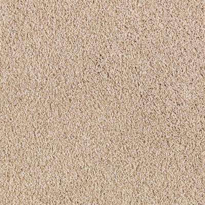 Durst I - Color Beach Pebble Texture 12 ft. Carpet