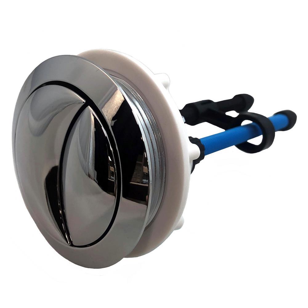 Dual Flush Toilet Push Button for Toilets