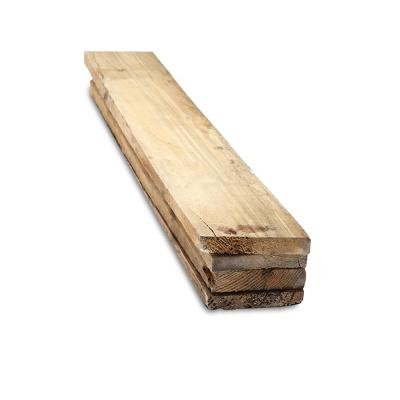 4 in. x 1 in. x 2 ft. Yellow Southern Pine Reclaimed Pallet Project Boards (4-Pack)