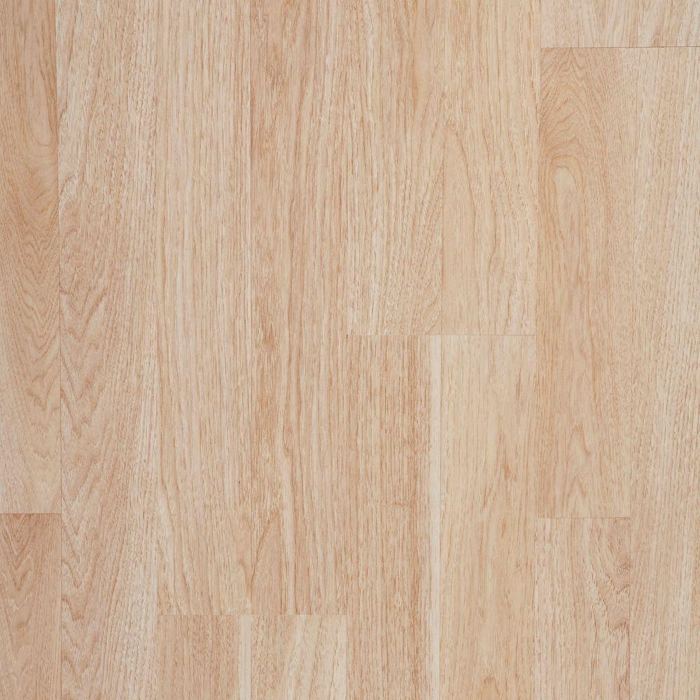 Trafficmaster Natural Hickory 7 Mm, Glue For Laminate Flooring Home Depot
