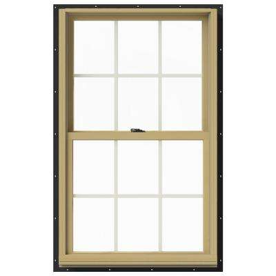 29.375 in. x 48 in. W-2500 Double Hung Aluminum Clad Wood Window