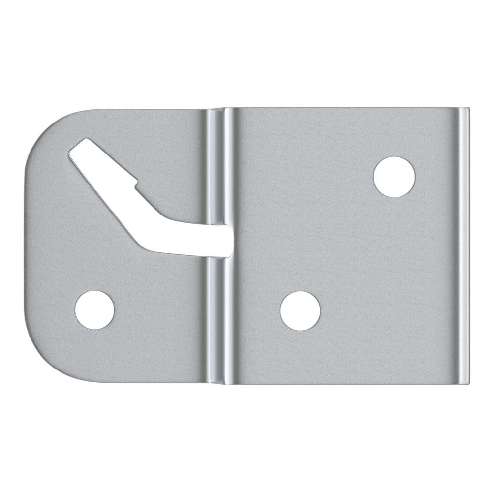 Bali Cut-to-Size 2 in. Universal Roller Shade Brackets (2-Pack)