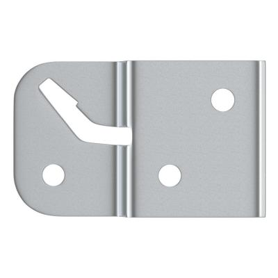 2 in. Universal Roller Shade Brackets (2-Pack)