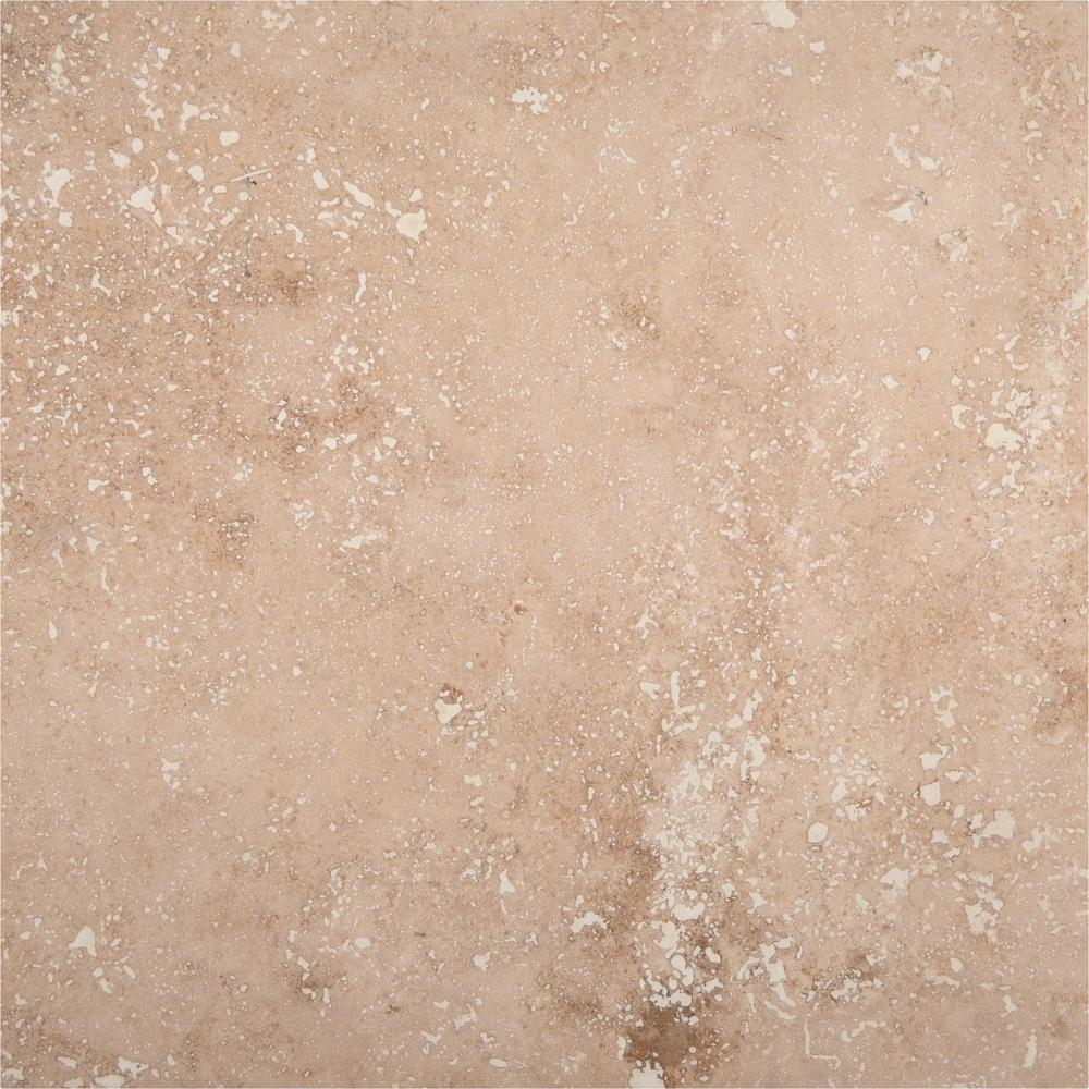 MSI Tuscany Classic 16 in. x 16 in. Honed-Filled Travertine Floor and Wall Tile (150 Pieces / 267 sq. ft. / pallet)