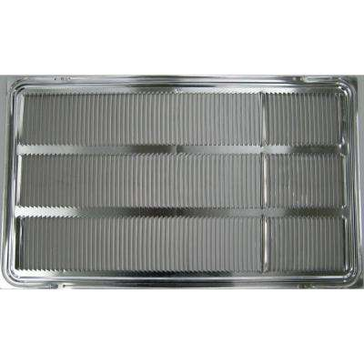 Stamped Aluminum Grille for LG Built-In Air Conditioner