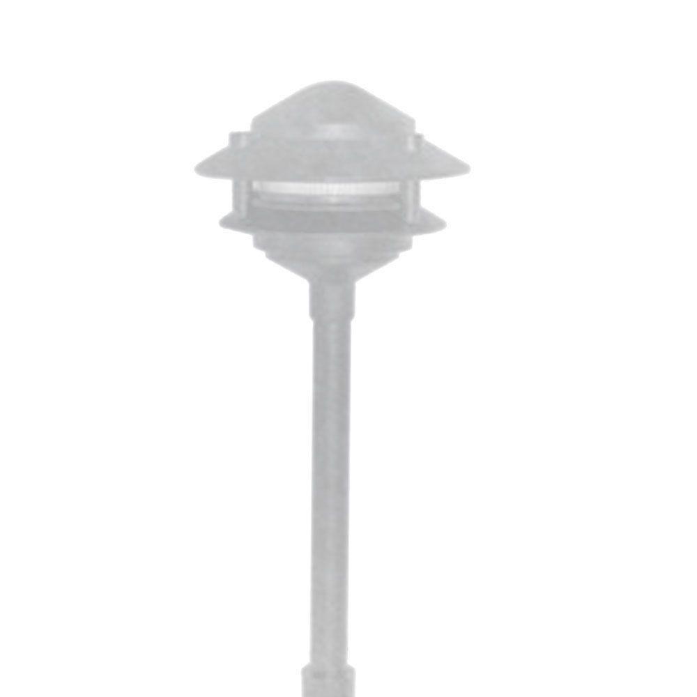 Filament Design Centennial Outdoor LED Chrome Area Light