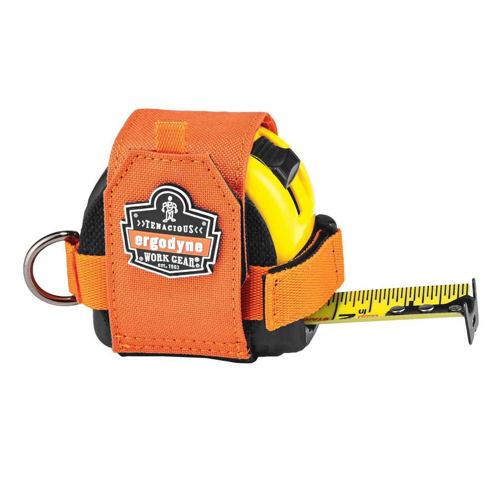 Ergodyne Ergodyne Squids 3770 Orange Tape Measure Trap