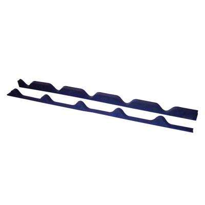 39 in. Closure Strip Solid (4-Piece per Pack)