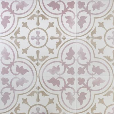 Anabella Tate 9 in. x 9 in. x 11mm Matte Porcelain Floor and Wall Tile (10.76 sq. ft. / box)