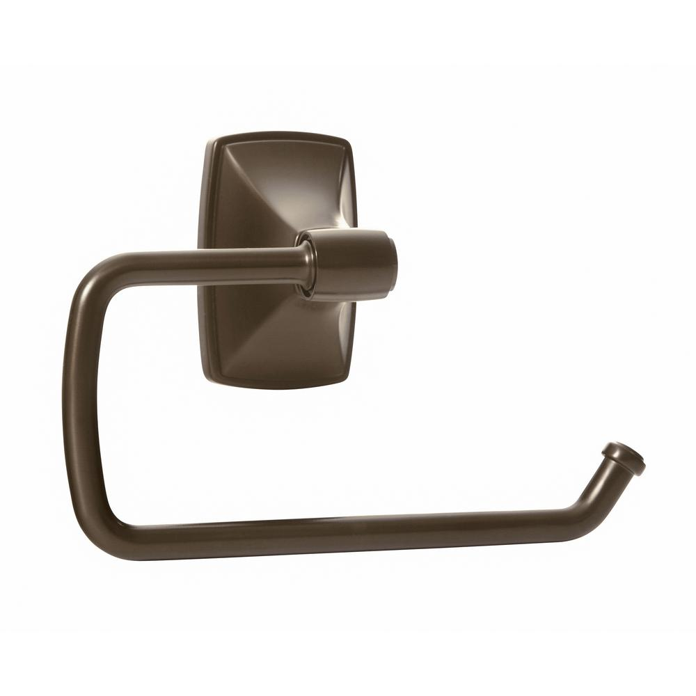 Clarendon Tissue Roll Holder in Caramel Bronze