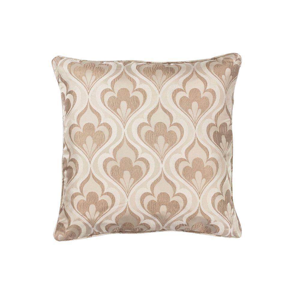 Dove Beige Decorative Pillow