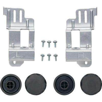 24 in. Washer/Dryer Stack Bracket Kit