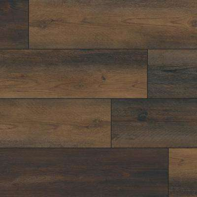 Herritage Walnut Drift 9 in. x 60 in. Rigid Core Luxury Vinyl Plank Flooring (48 cases / 1077.12 sq. ft. / pallet)