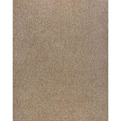 Serenity Beige 5 ft. 2 in. x 7 ft. 2 in. Modern Area Rug