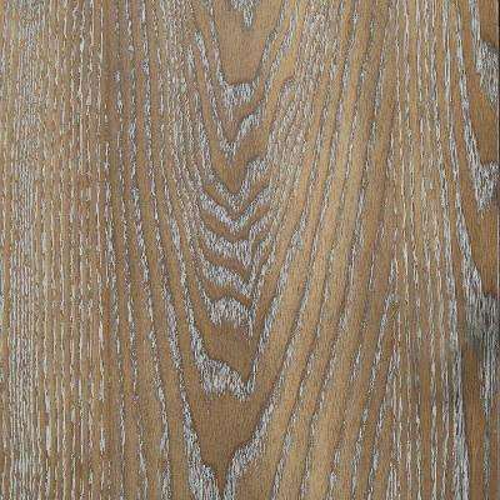 Brisbane 4 in. x 4 in. Vanity Finish Sample in Weathered Grey Oak