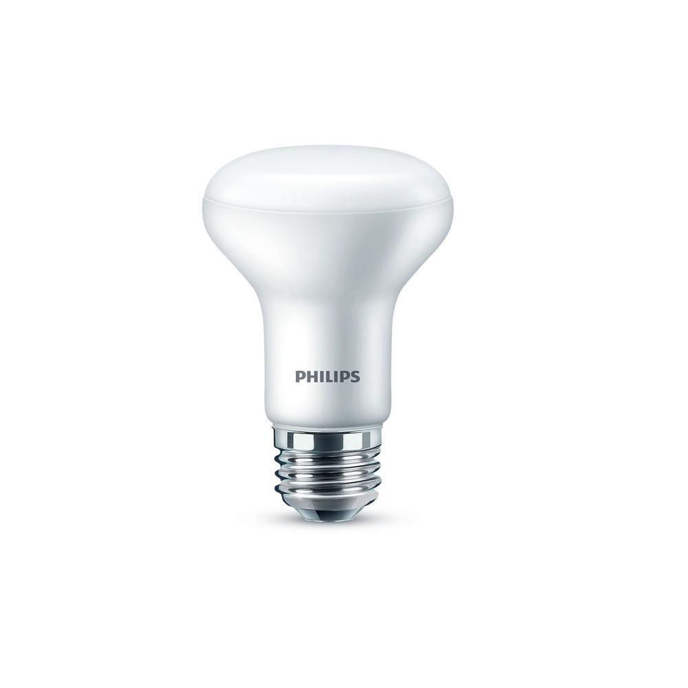 Philips 45-Watt Equivalent R20 Dimmable LED Flood Daylight