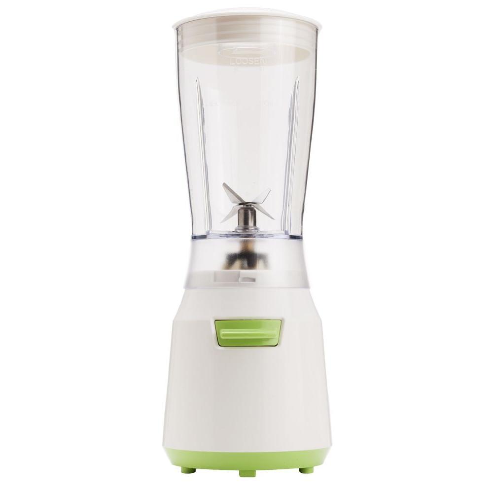14 oz. Single Speed White Personal Blender