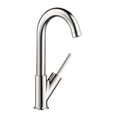 Axor Starck Single-Handle Bar Faucet in Chrome