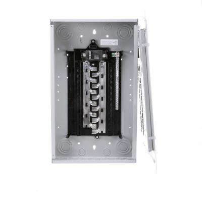 ES Series 125 Amp 24-Space 24-Circuit Main Breaker Indoor Load Center