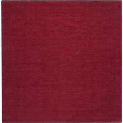 Falmouth Cherry 8 ft. x 8 ft. Square Indoor Area Rug