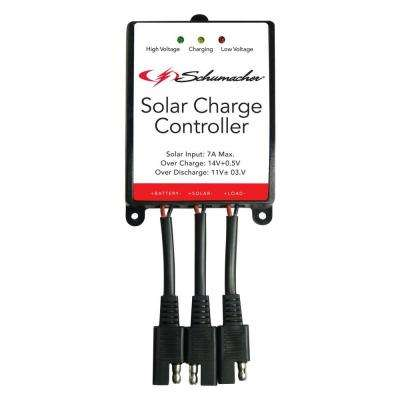 12-Volt Solar Charge Controller