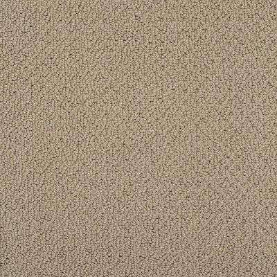 Carpet Sample - Out of Sight III - Color Toffee Texture 8 in. x 8 in.